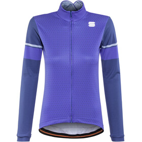 Sportful Cometa Thermal Bike Jersey Longsleeve Women blue